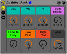 DJ Effect Rack