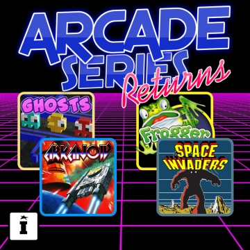 Arcade Series Returns SM